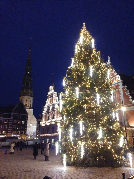 Riga Christmas decorations